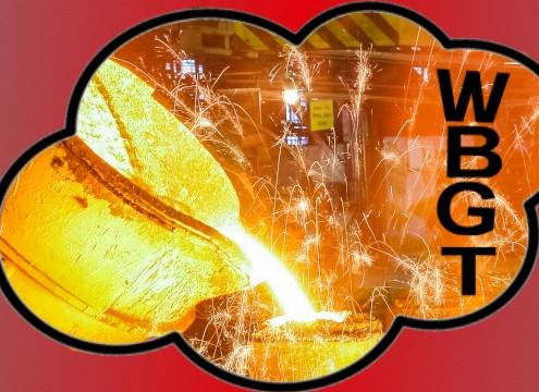 Metodo WBGT stress termico