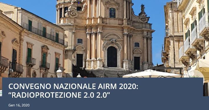 AIRM convegno nazionale 2020
