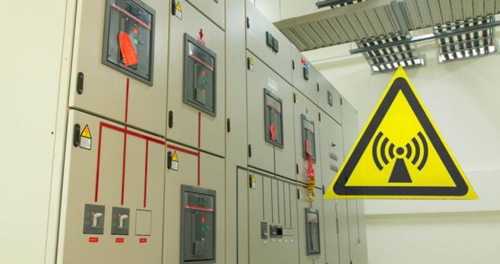 Misurazione campi elettromagnetici cabine 2